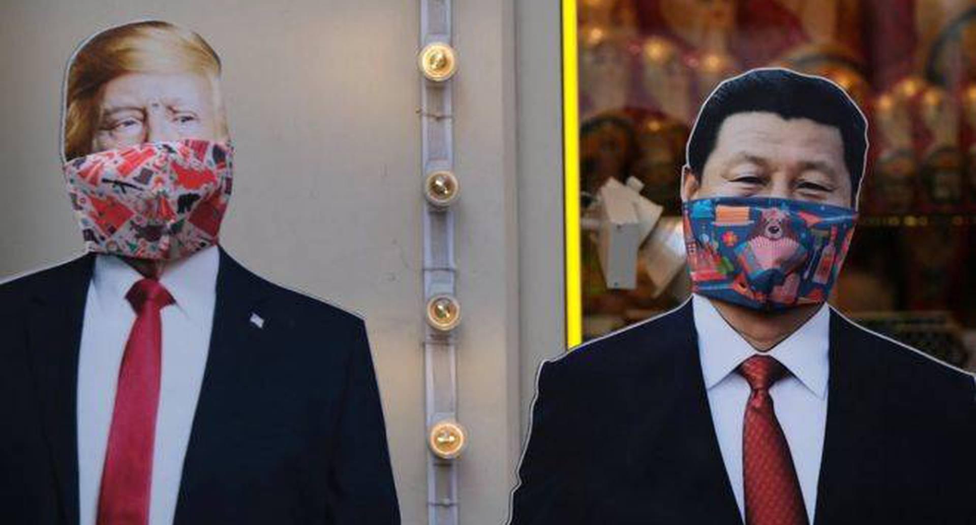 Los frentes de disputa entre EE.UU. y China no dejan de aumentar: la pandemia ha sido otro ejemplo.