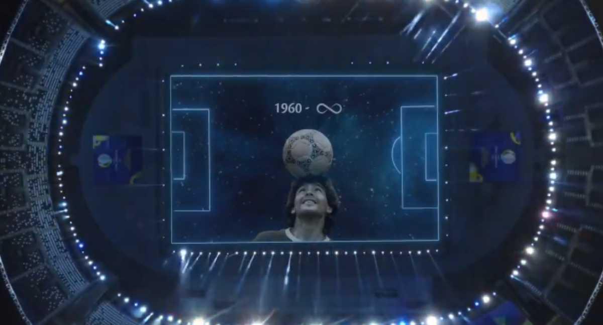 """Volverán a celebrar en Argentina el """"Gol del Siglo"""" anotado por  Maradona a Inglaterra hace 35 años"""