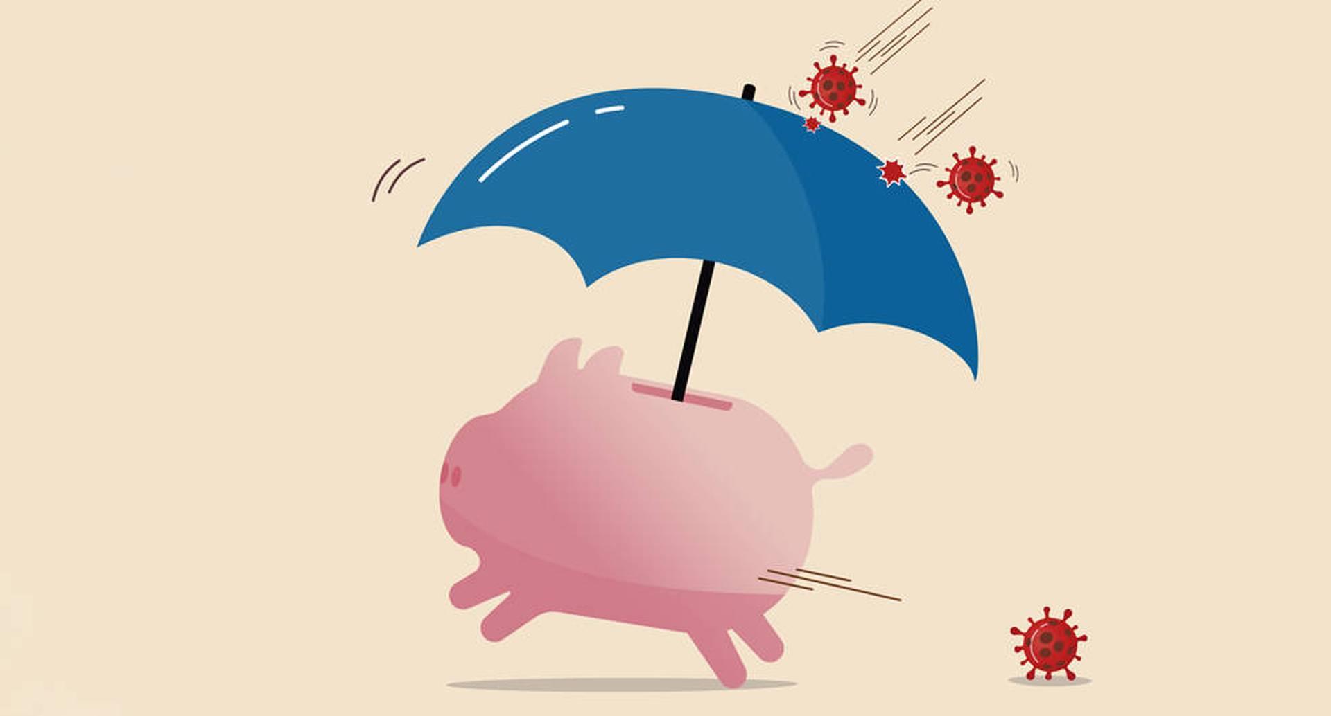 En abril, el gasto real de los hogares reportó una caída histórica del 5,1 por ciento, según la consultora Raddar.