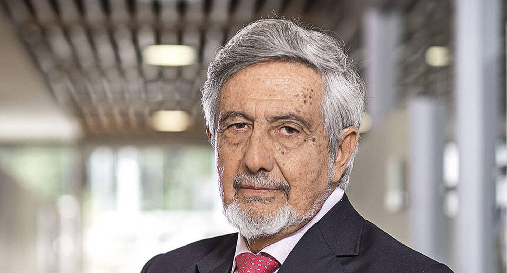 El exministro de Hacienda falleció este viernes en Bogotá.