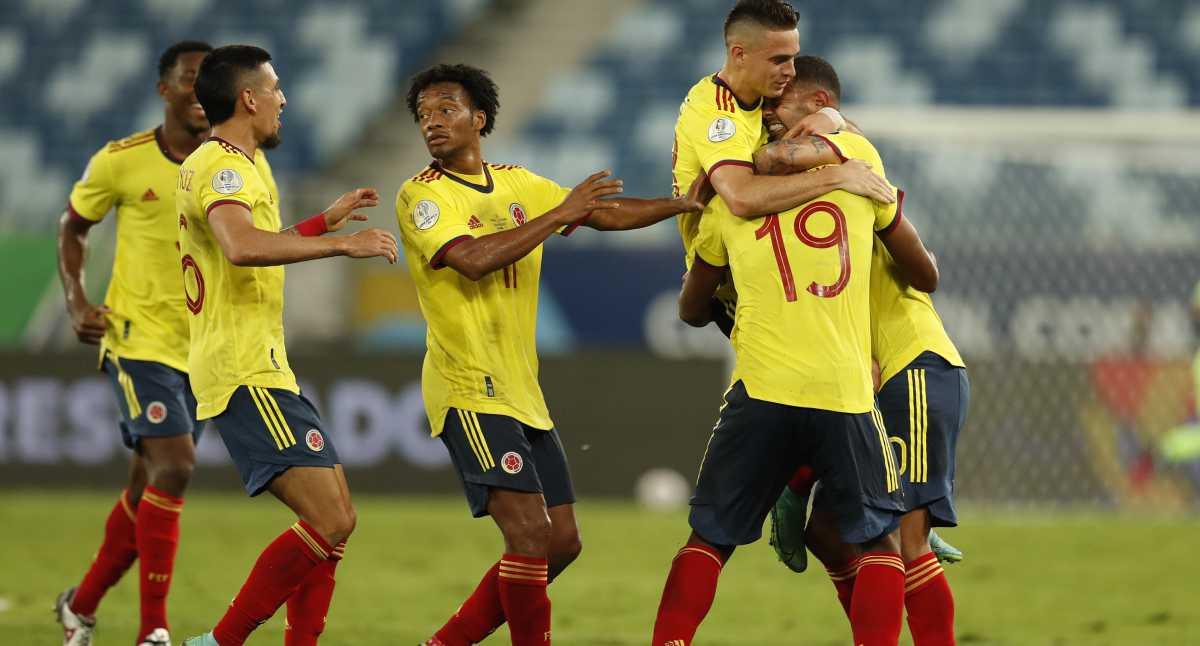 Colombia vs. Uruguay: canal, hora y fecha del partido por los cuartos de final de la Copa América 2021