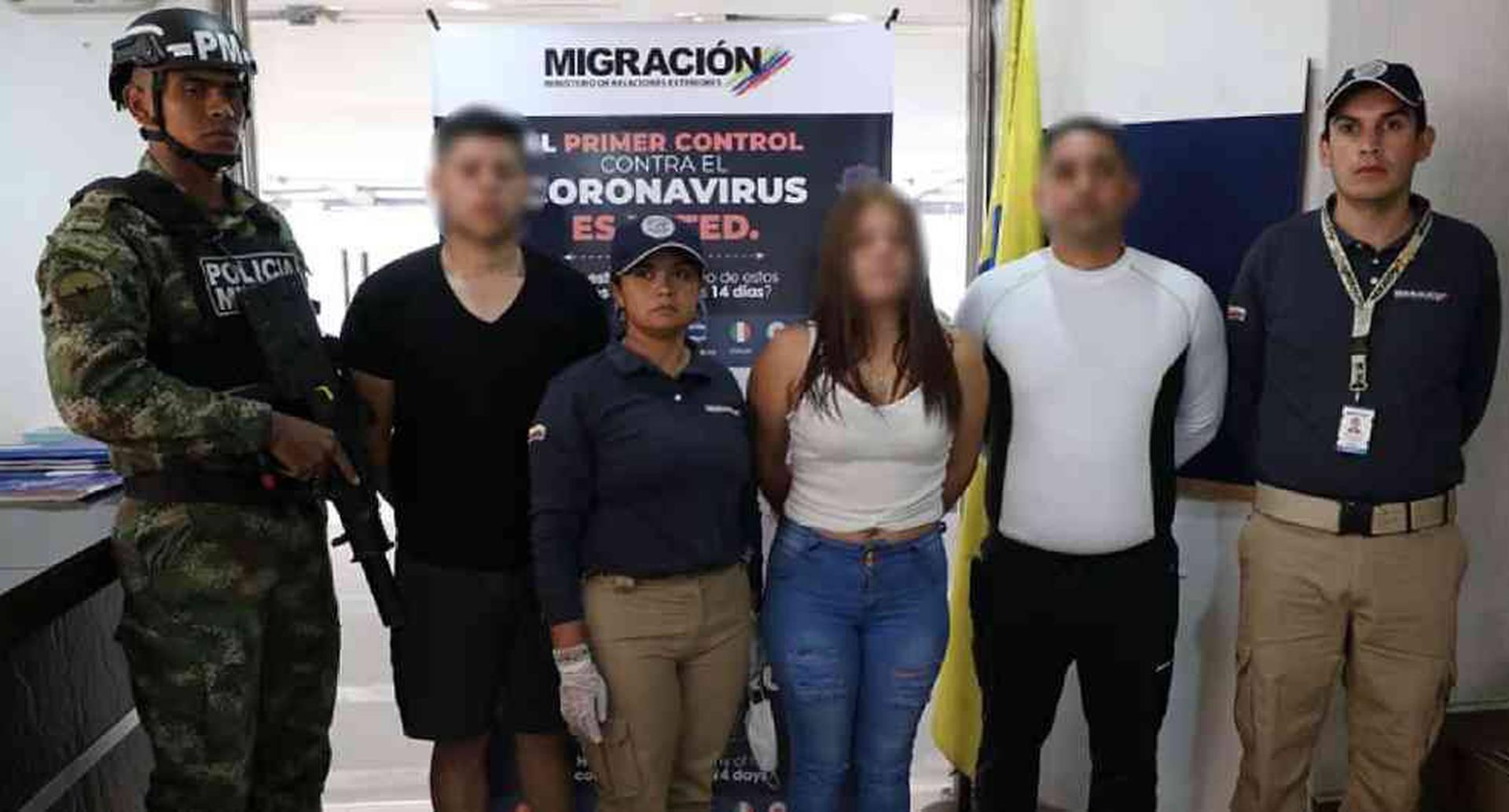 Al parecer, uno de los capturados pertenece a las Fuerzas de Acciones Especiales, una estructura creada en el año 2016 señalada de realizar actividades de represión a la oposición en Venezuela y otros países. Foto: EJÉRCITO