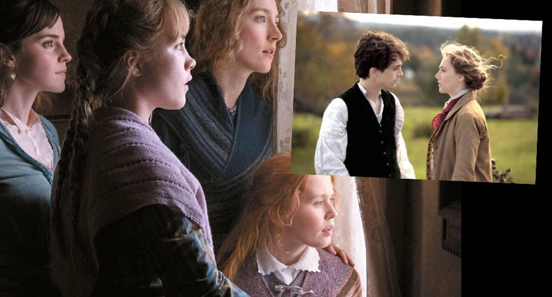 El segundo largometraje de Greta Gerwig alterna la historia de sus protagonistas en distintos planos temporales.