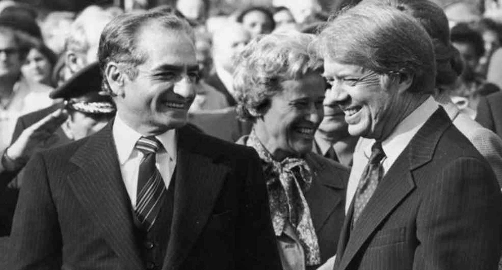 Jimmy Carter fue el último presidente estadounidense hasta la fecha en viajar a Irán, con quien Estados Unidos rompió relaciones en 1980 durante la llamada crisis de los rehenes.