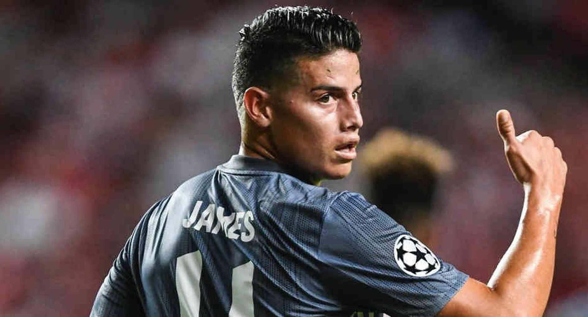 """¡Confirmado! James Rodríguez sólo necesita un """"Sí"""" para firmar con el Everton"""
