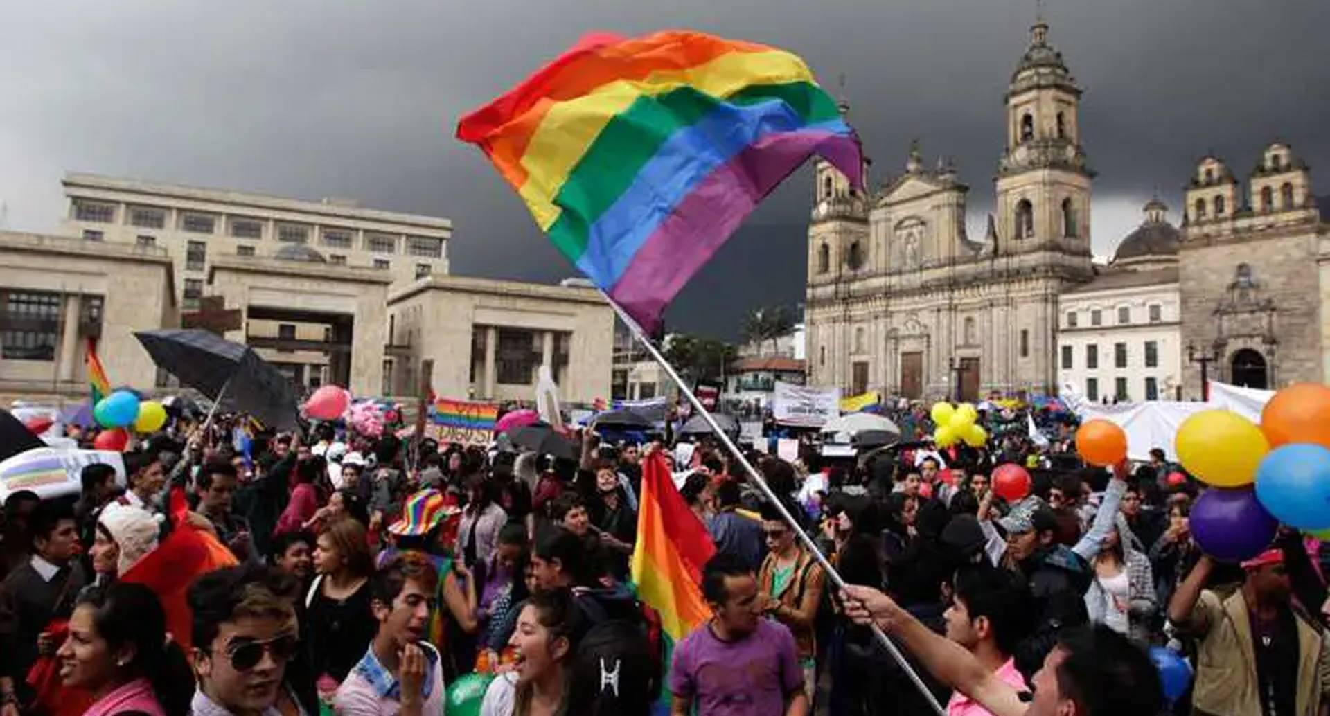 Derechos de las comunidades LGTBI