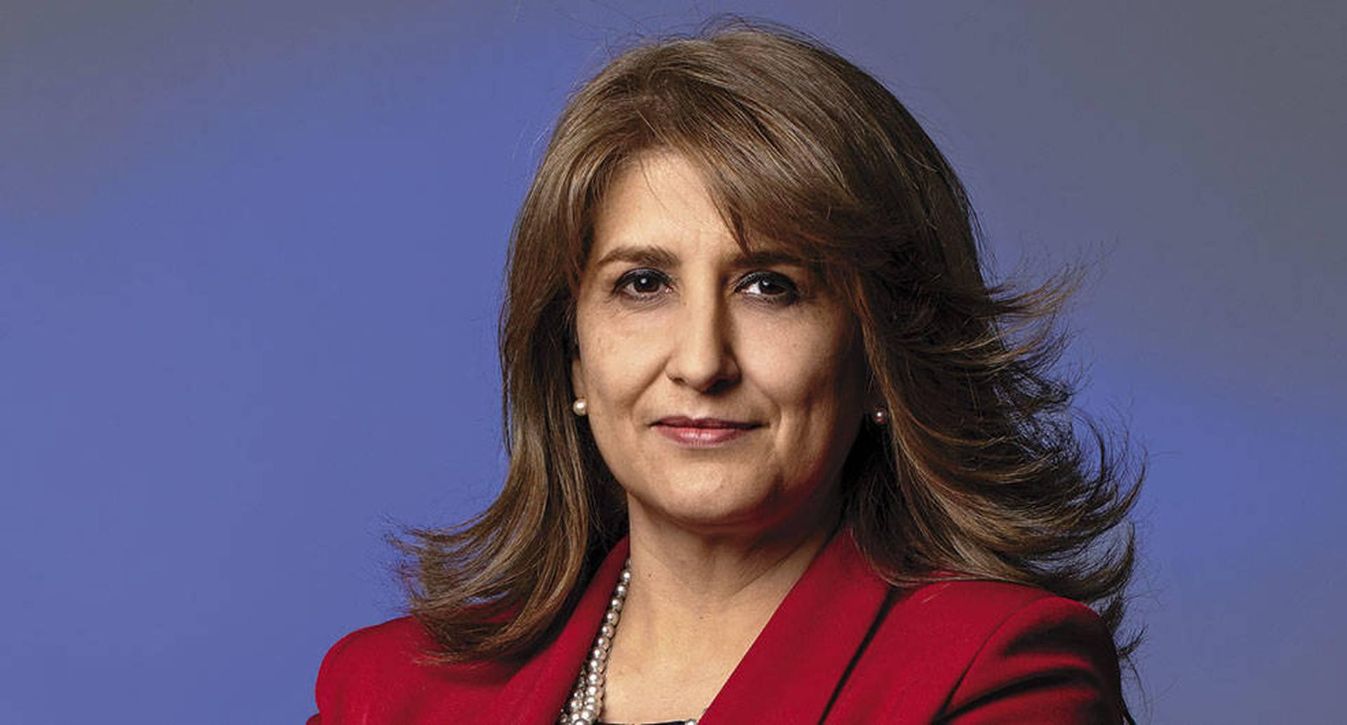 Ángela Patricia Rojas Agente especial de Electricaribe. La compañía ha logrado mantener los indicadores de cobro entre 82,71% y 85,21%. Eso ha permitido mantener a la compañía operando.