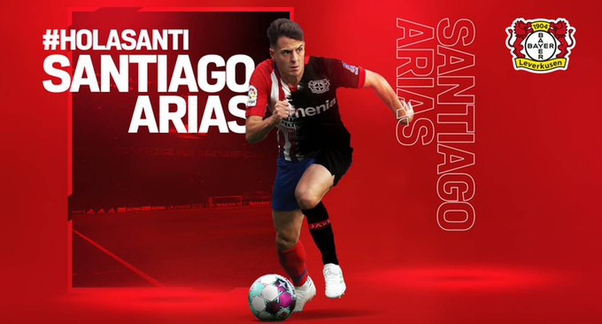 Jugador colombiano del Bayer Leverkusen.