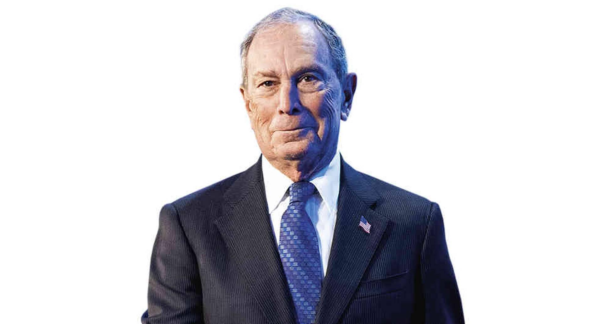 Michael Bloomberg es el hombre más rico de Nueva York, y el noveno del mundo. Su fortuna se estima en casi 62.000 millones de dólares, gracias al imperio de Bloomberg LP.