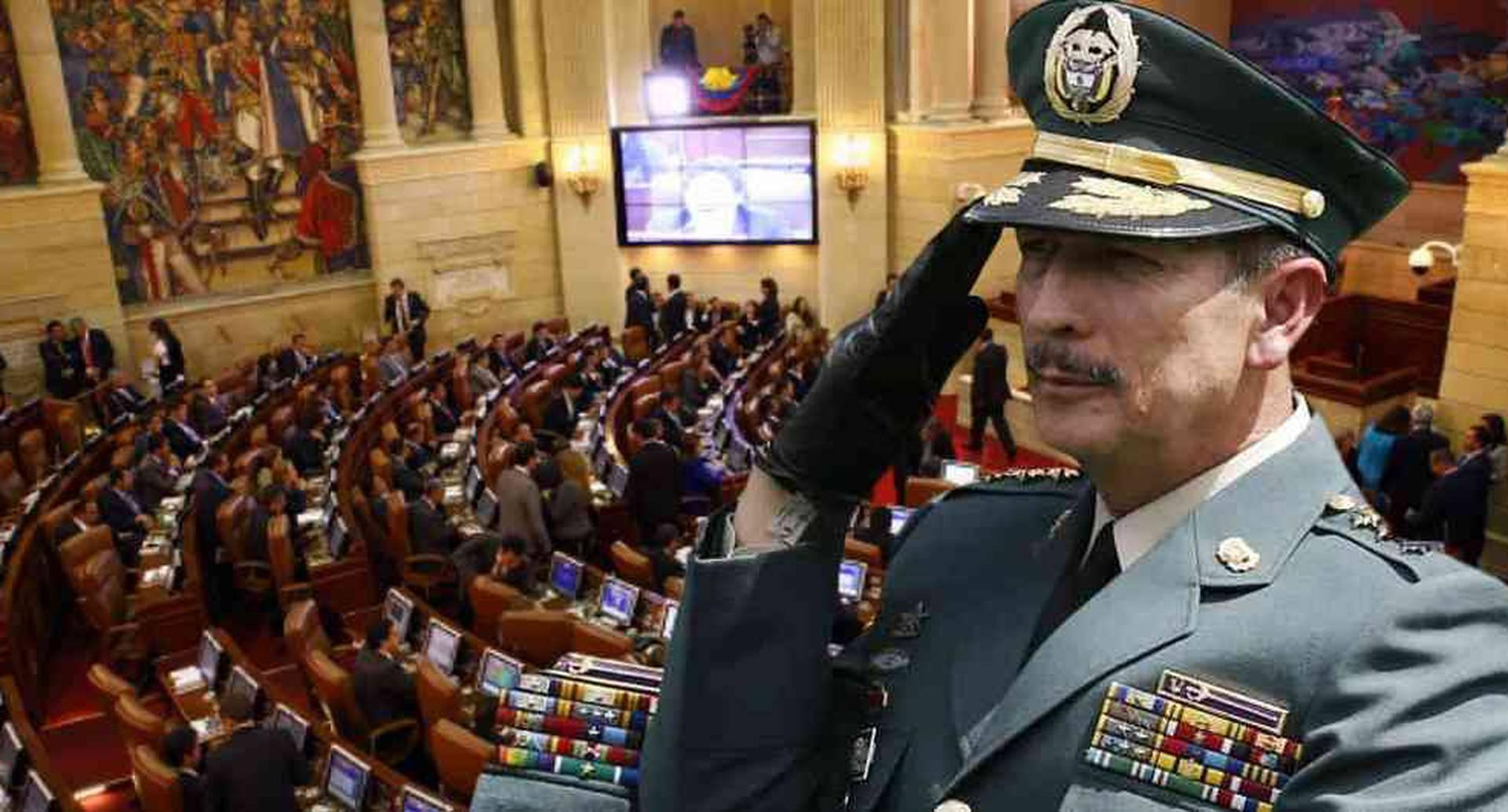 El ascenso del comandante del Ejército Nicacio de Jesús Martínez fue aprobado por el Senado.