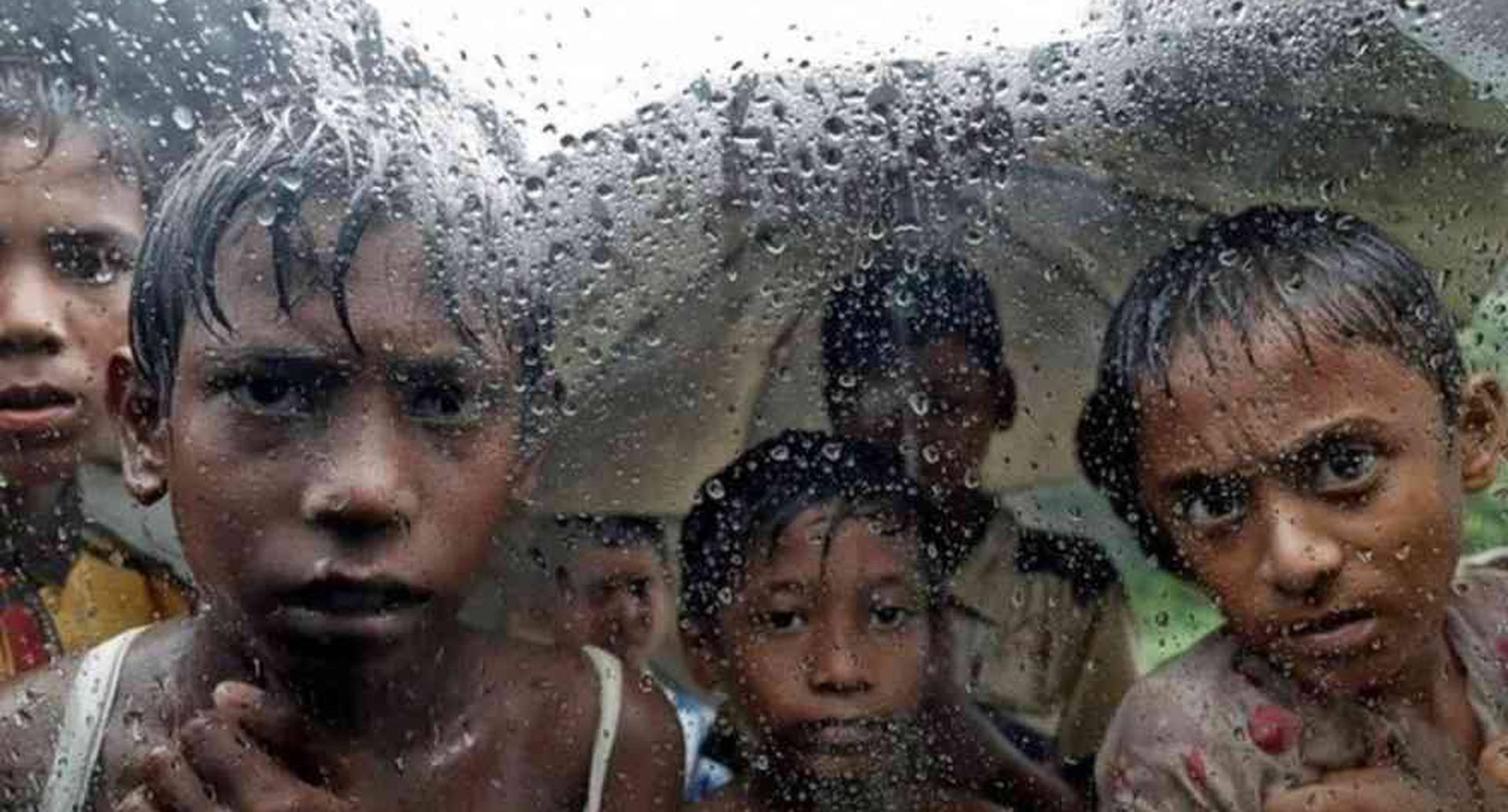 Los rohingya desplazados a finales de 2017, huyeron principalmente a Bangladesh. Foto:  Reuters