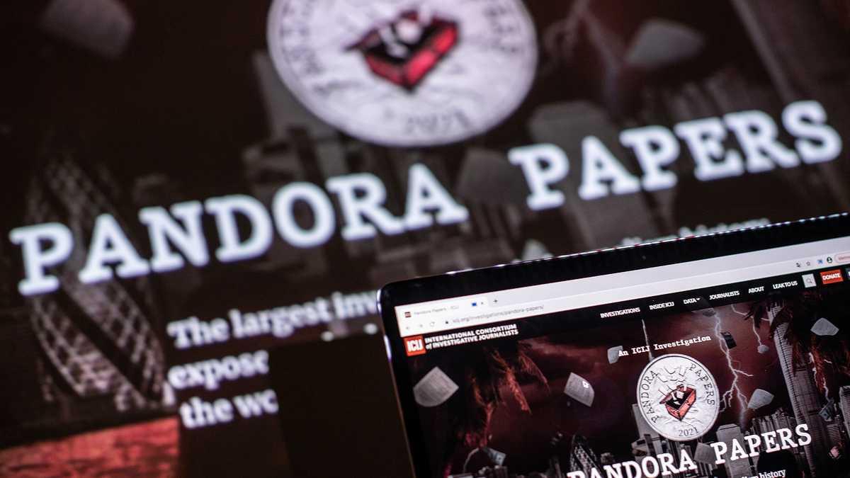 Qué son y qué significan los Pandora Papers?