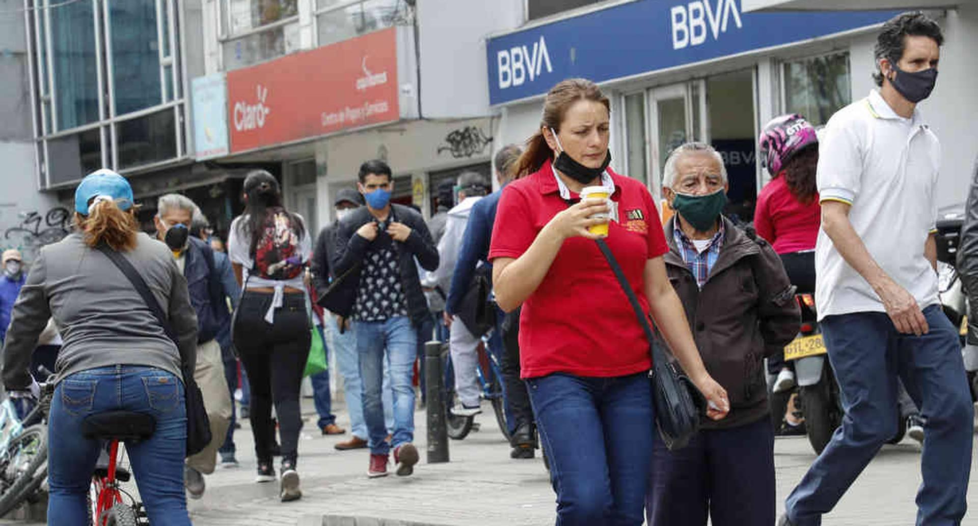 Qué se puede y no se puede hacer durante la cuarentena por localidades en Bogotá