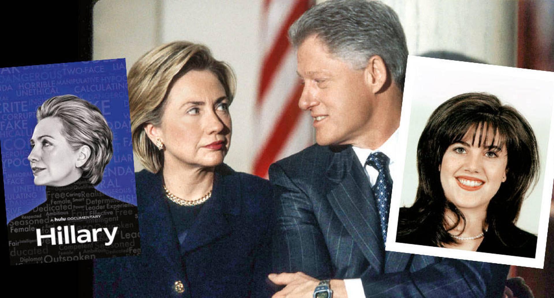 Hillary Clinton dice que obligó a su esposo a contarle toda la verdad a su hija Chelsea, que en esa época tenía 18 años.