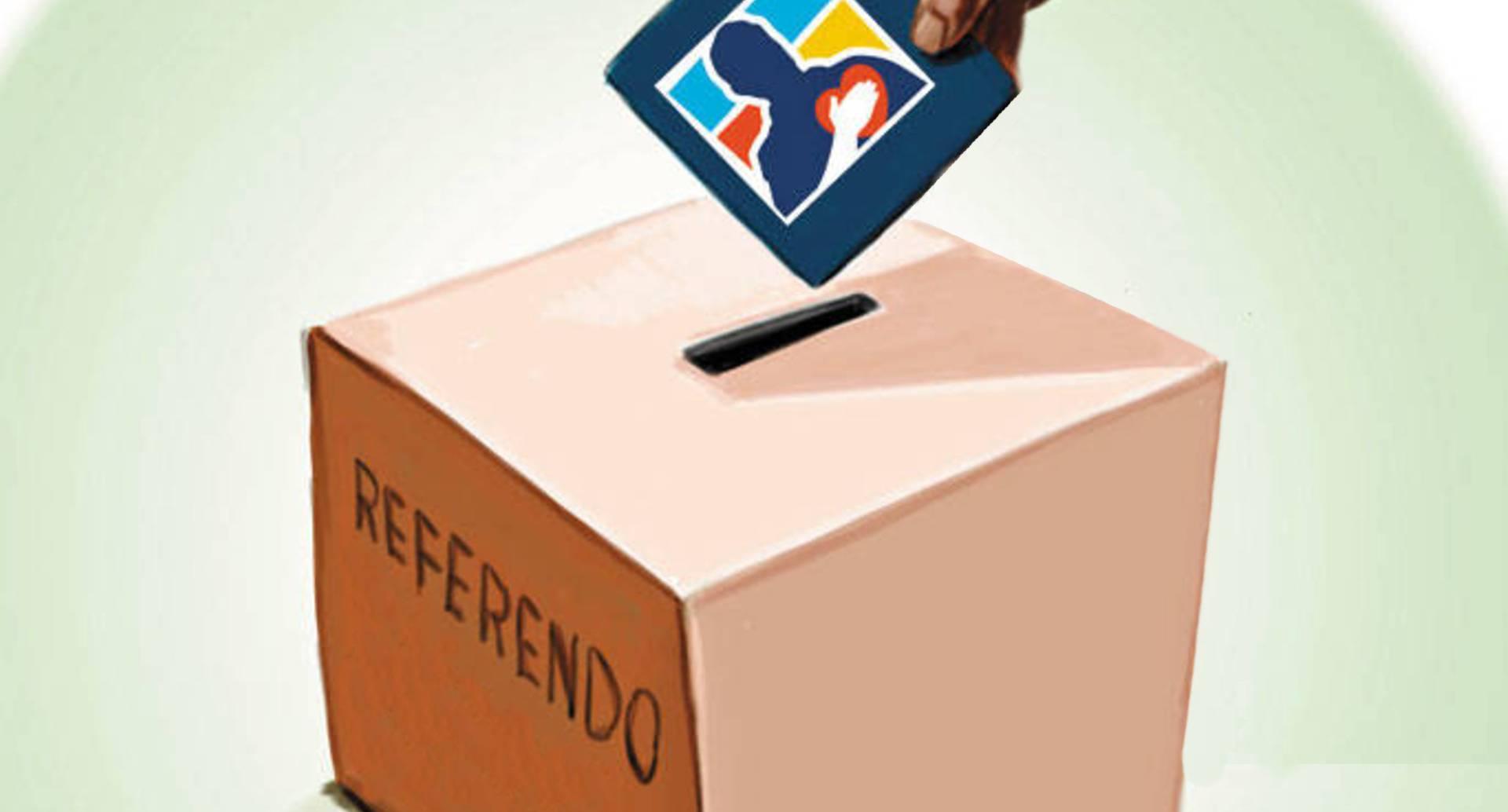 Referendo Centro Democratico
