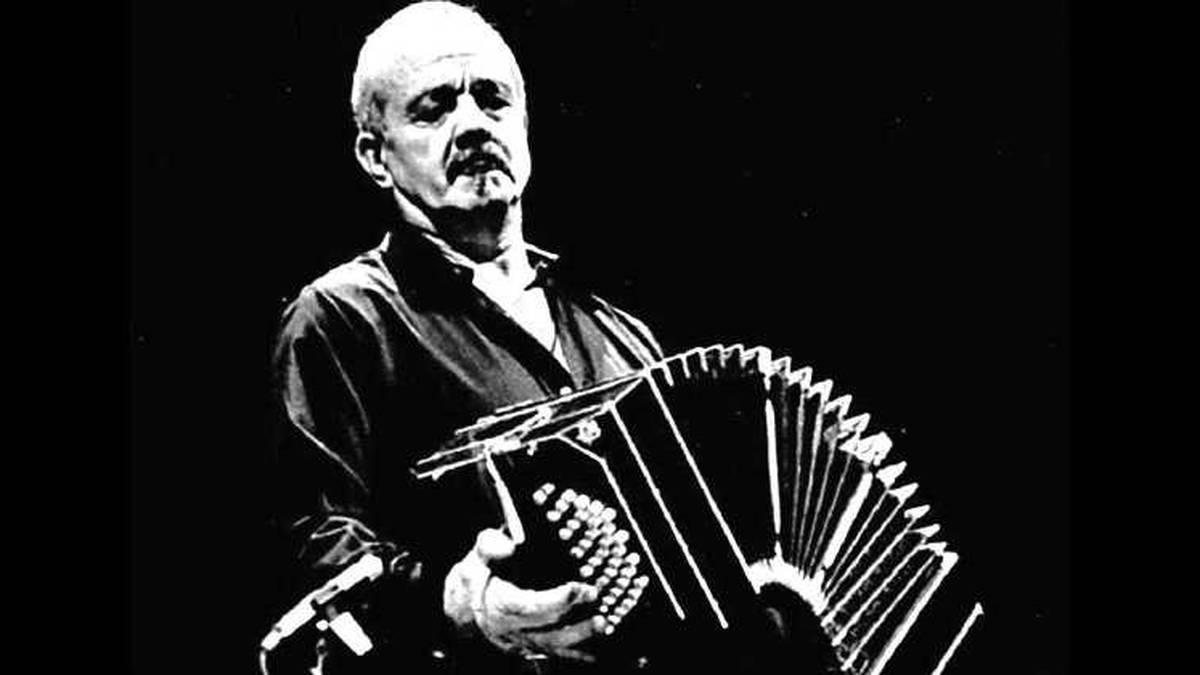 Cien Años De Piazzolla Más Allá Del Tango