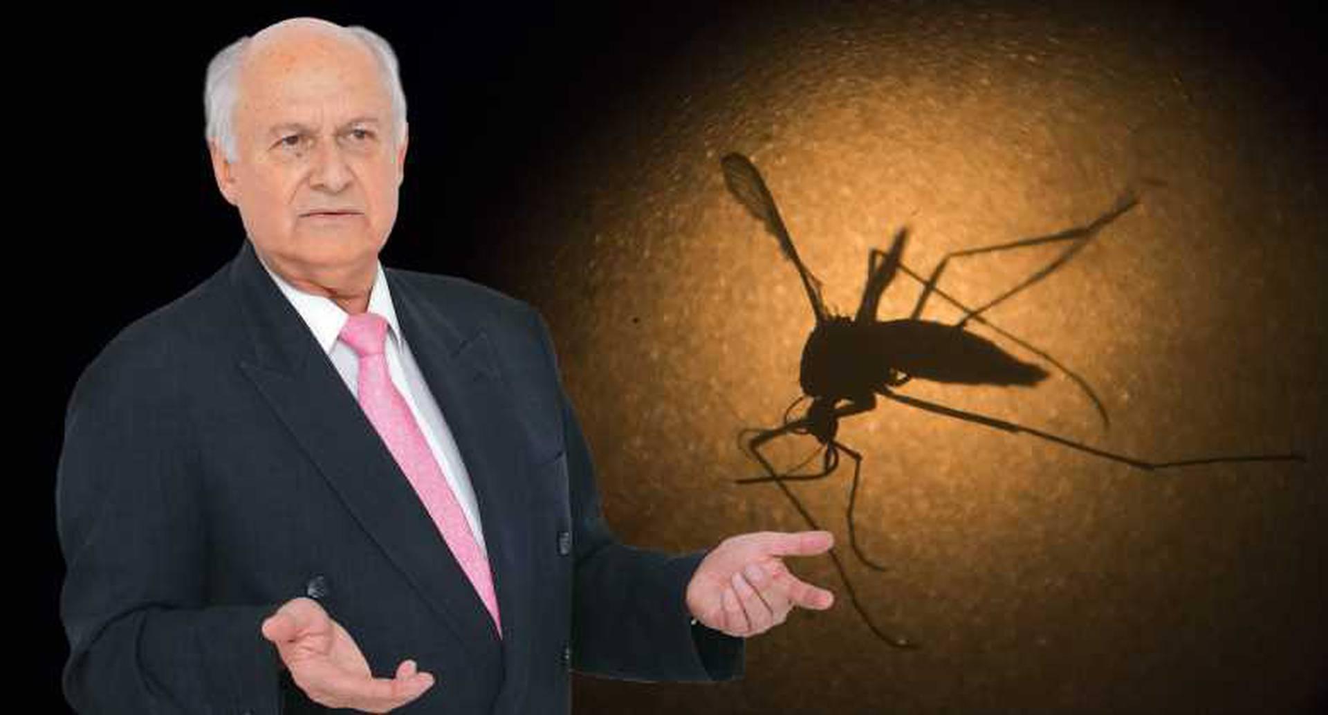 Para Manuel Elkin Patarroyo, es fundamental revivir un grupo como el Servicio de Erradicación de la Malaria e investigar en vacunas.