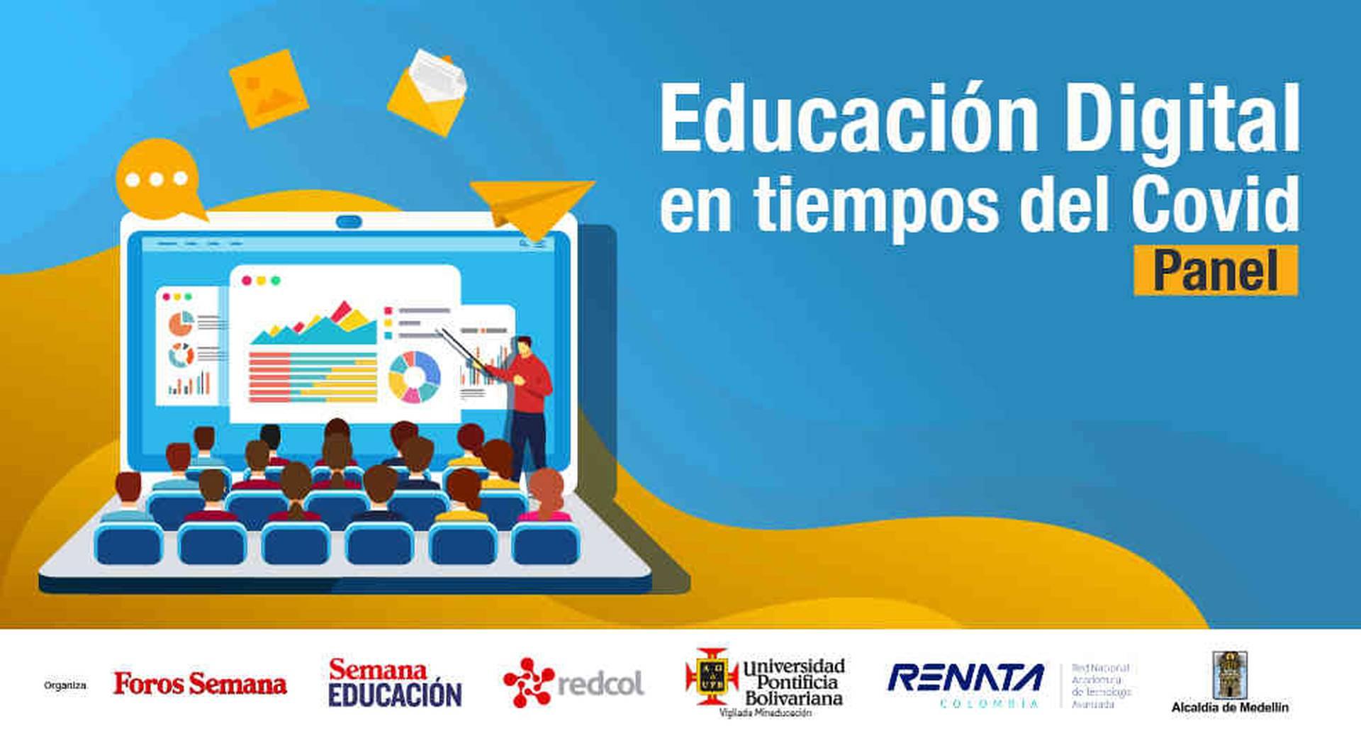 Coronavirus en Colombia: educación digital en tiempos de covid-19