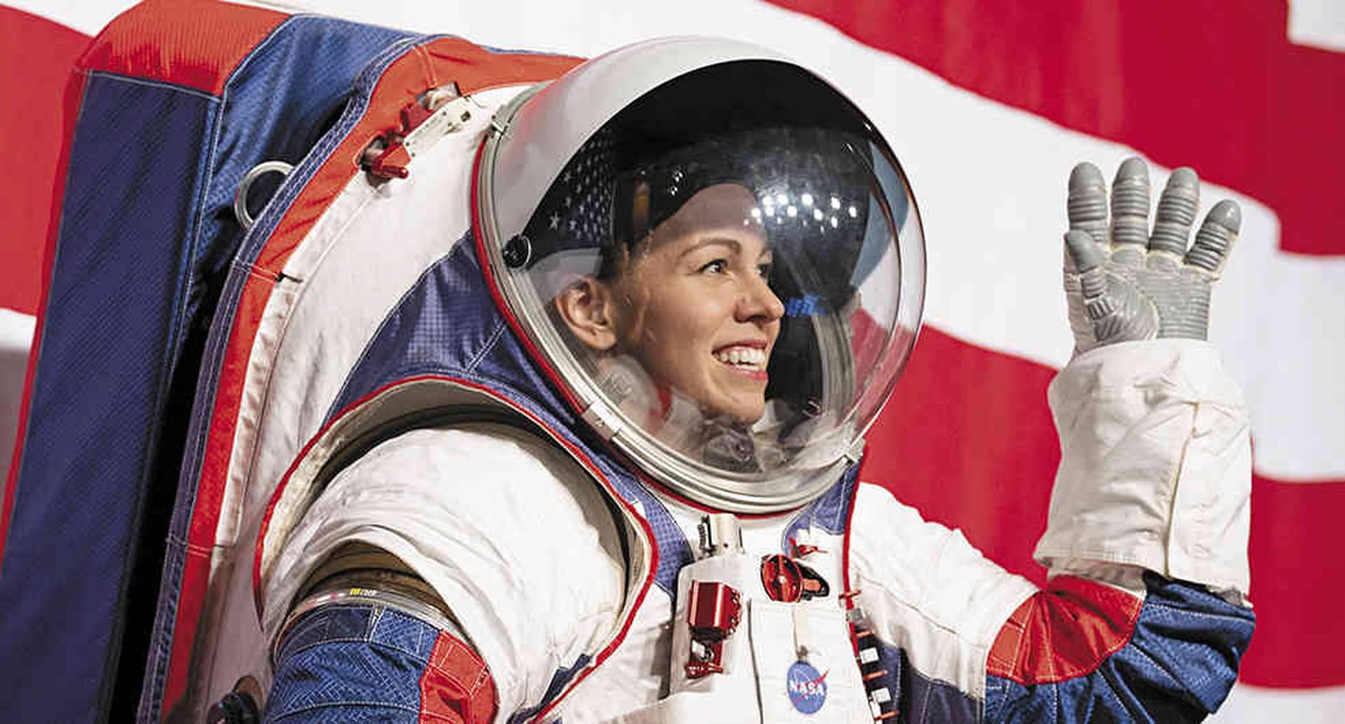 Las mujeres por fin caminaron en el espacio.
