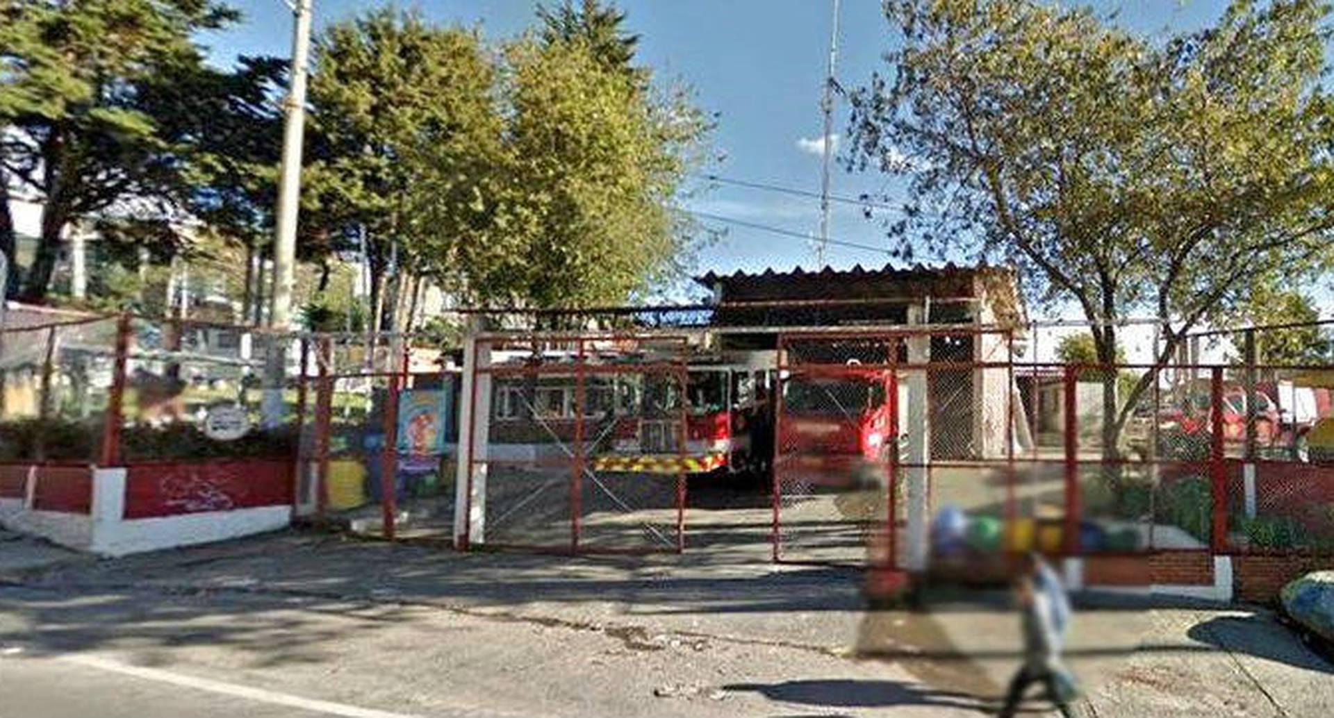 Bogotá hoy: por casos de coronavirus cierran estación de bomberos de Bellavista/Foto: @BomberosBogota