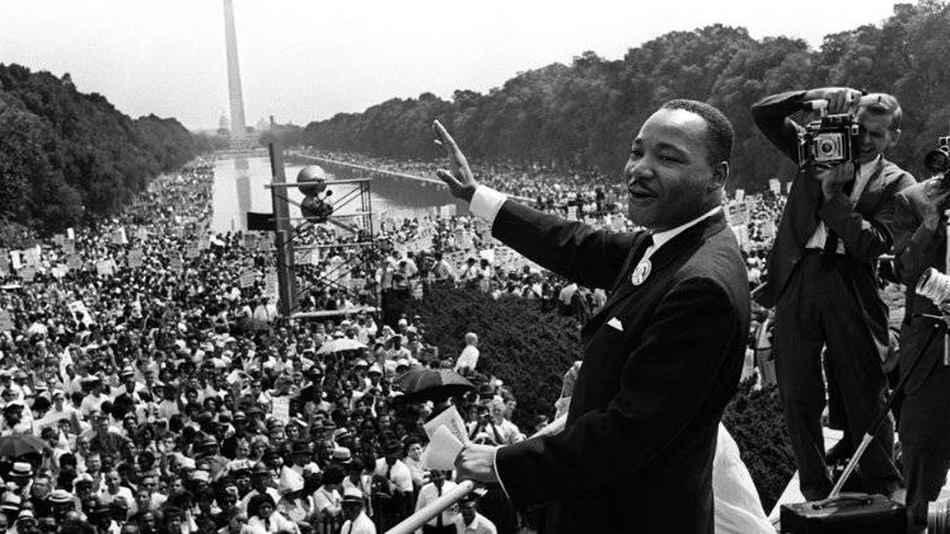 Un día como hoy: Martin Luther King recibe el Nobel