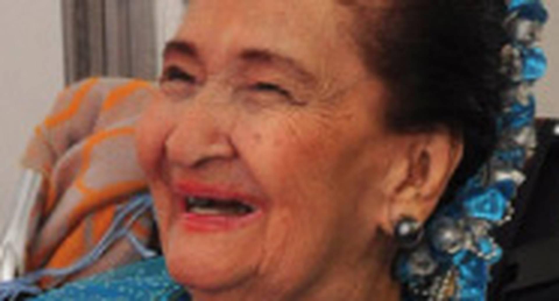 Esthercita Forero, la novia de Barranquilla