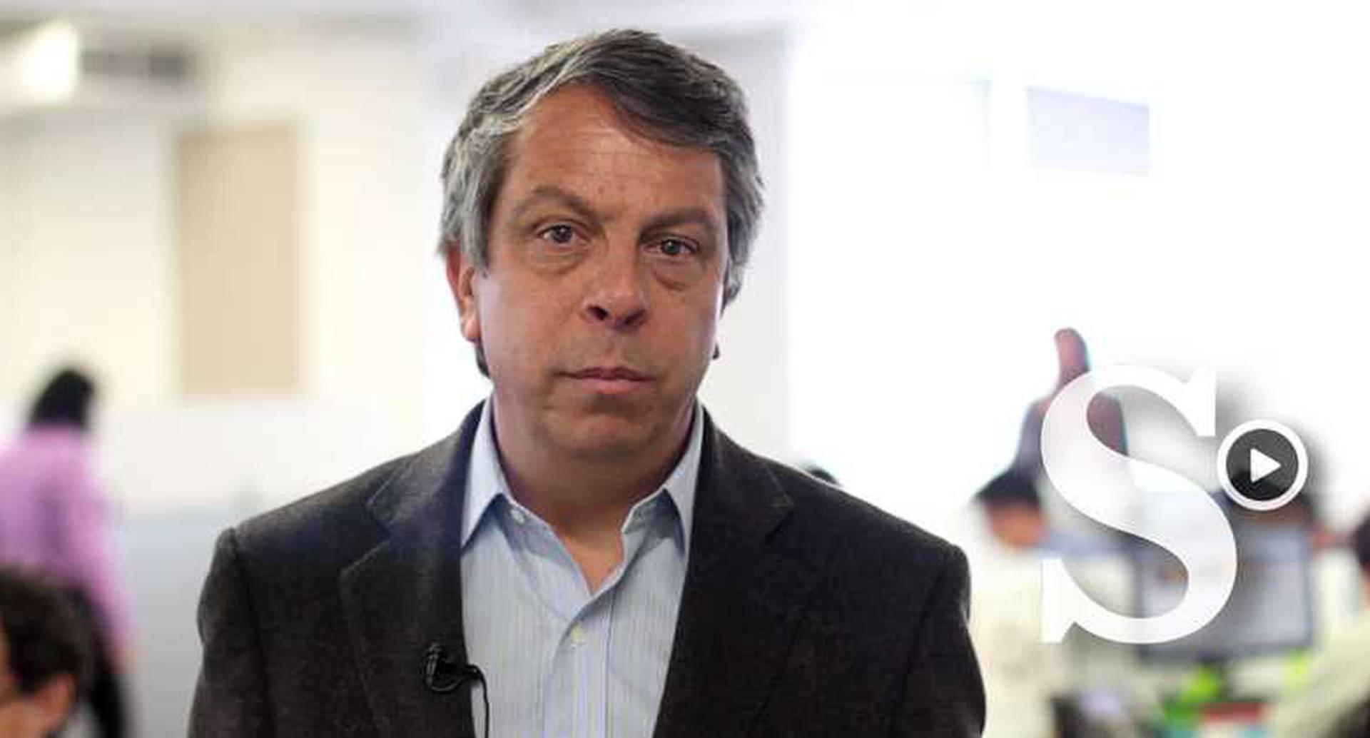Rodrigo Pardo, Director Editorial de SEMANA