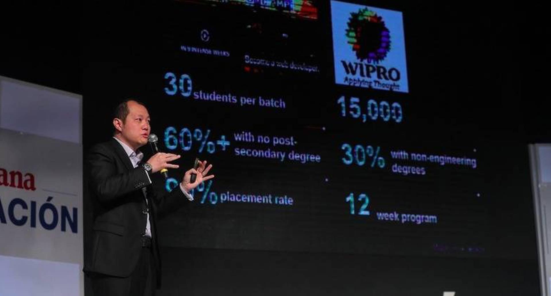 Li Kai Chen, socio de McKinsey Company en la oficina de Kuala Lumpur en Malasia.