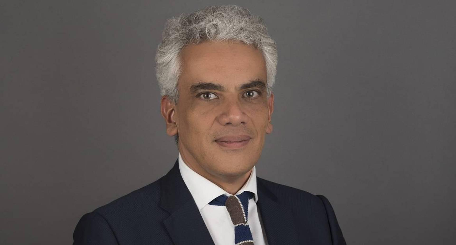 Ricardo Lozano, ministro de ambiente y desarrollo sostenible.