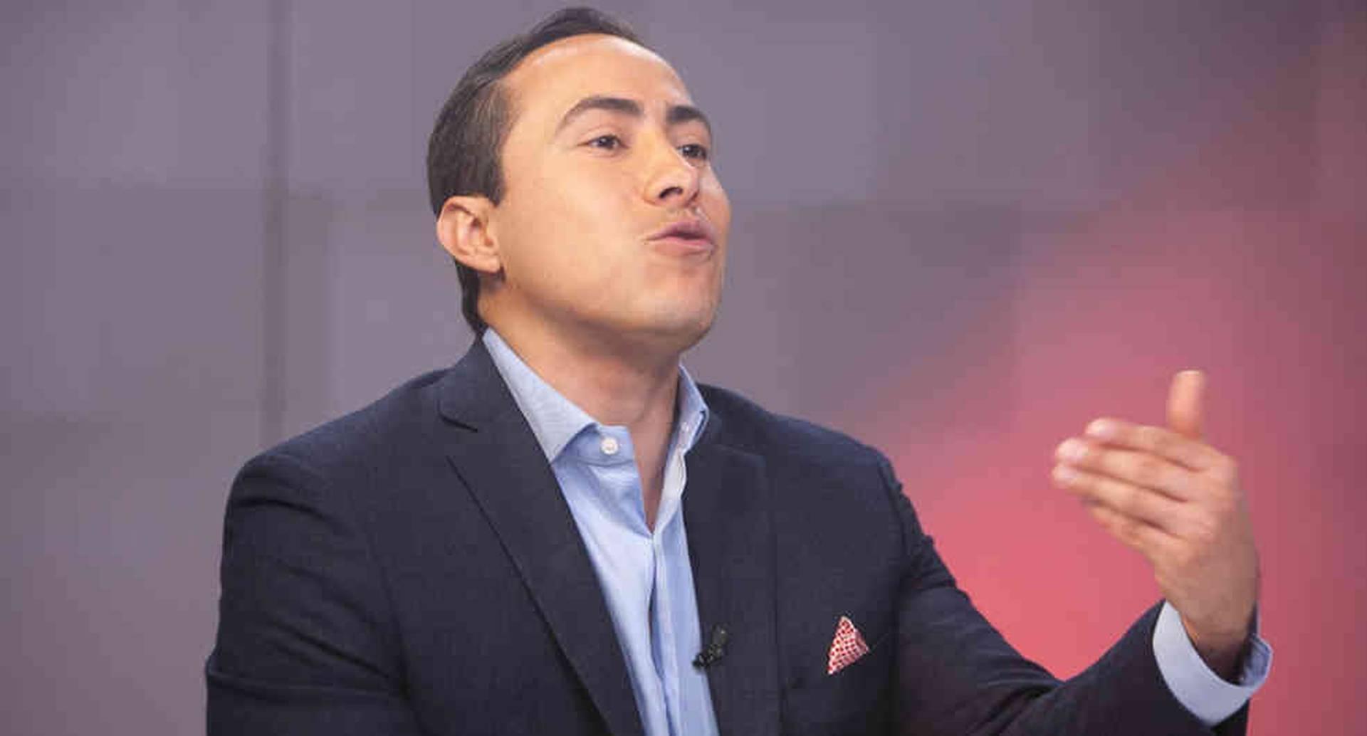 Richard Aguilar, congresista de Cambio Radical
