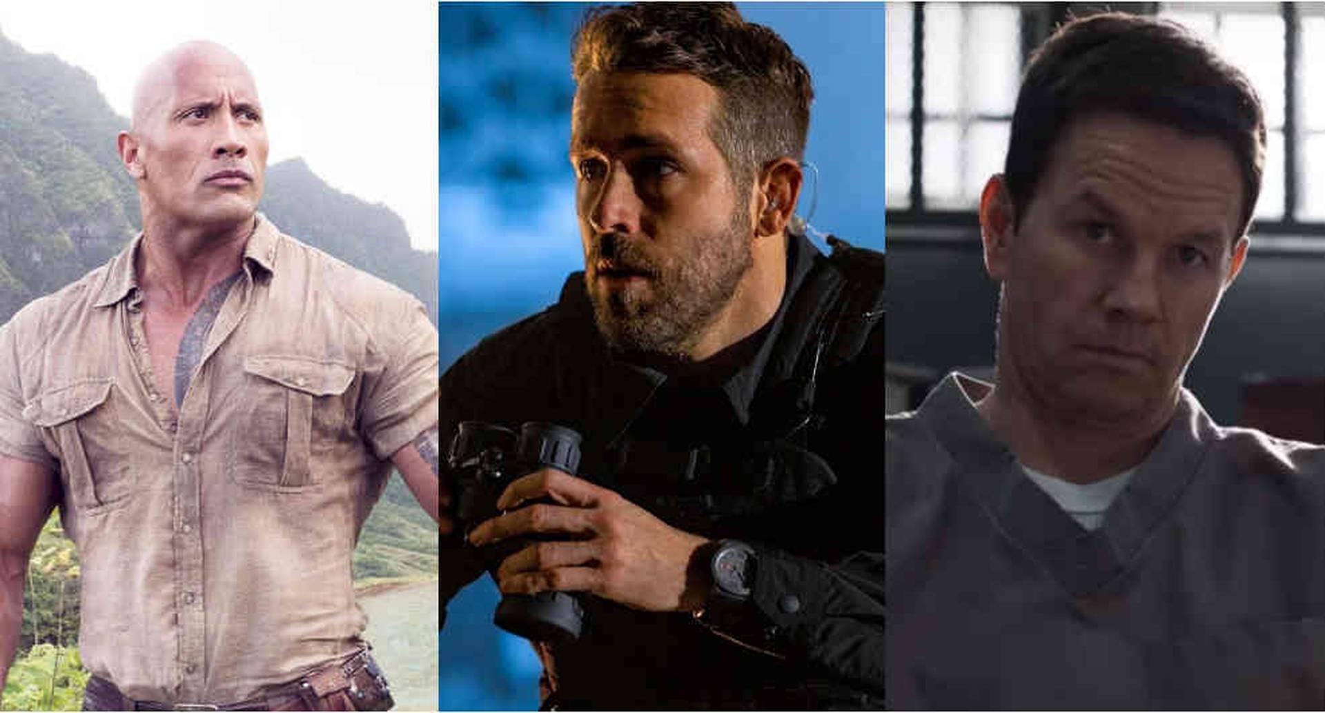 Los actores mejor pagados del mundo en 2020 según la revista Forbes