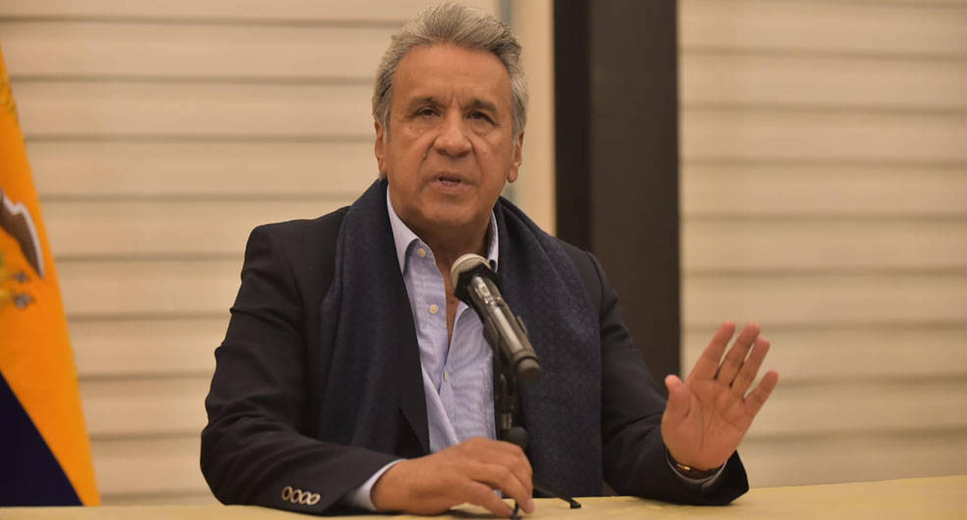 Diez de los 30 prelados del país  enviaron una carta al presidente Lenín Moreno en la que hicieron la solicitud.