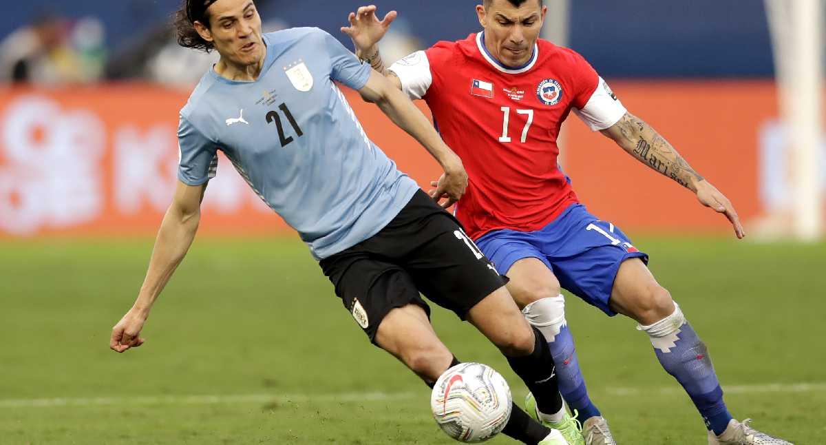 Chile vs. Uruguay | Vea los goles y mejores momentos del juego por la Copa América