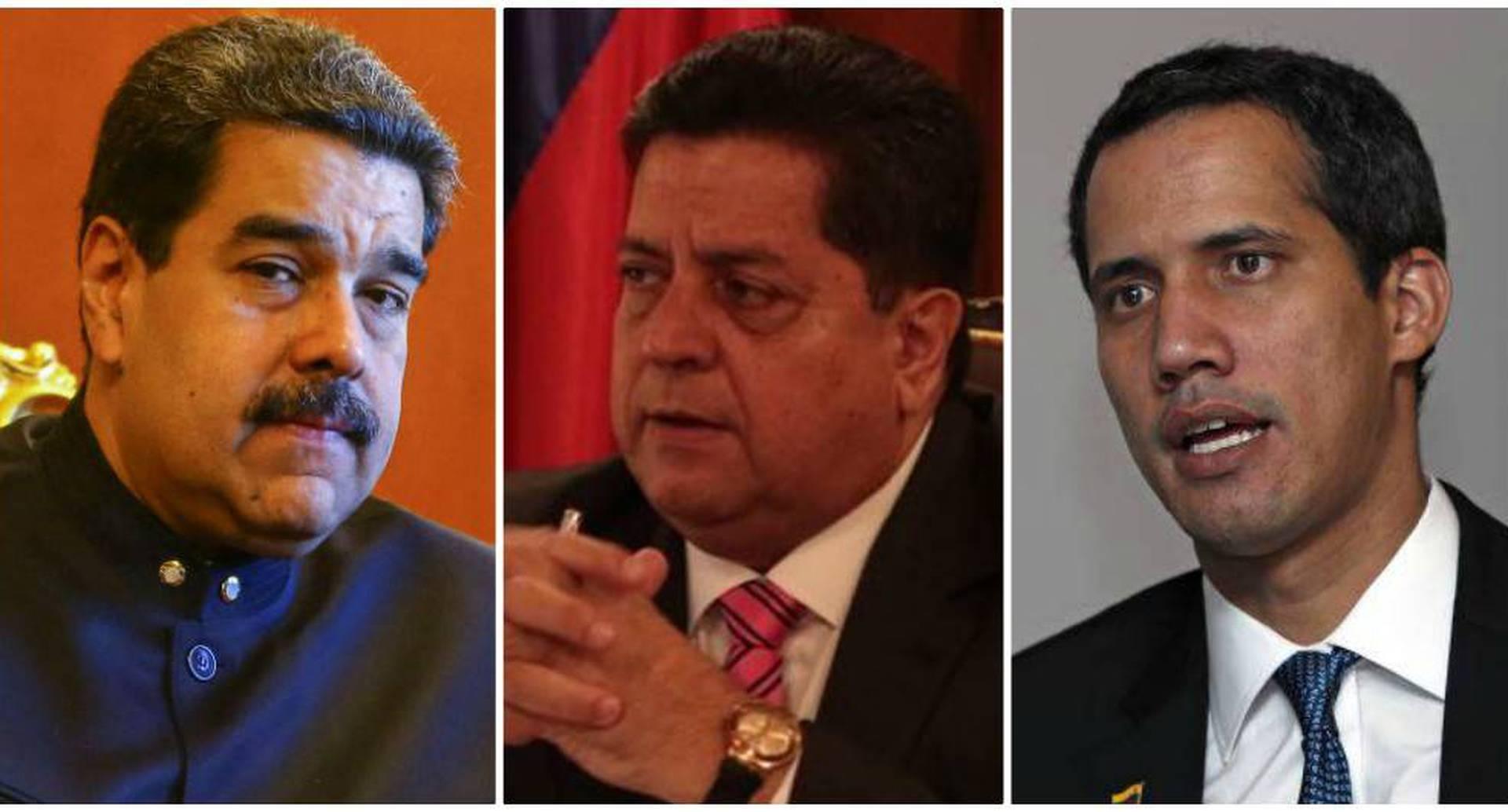 La ofensiva judicial generó una firme condena de países que respaldan a Guaidó.