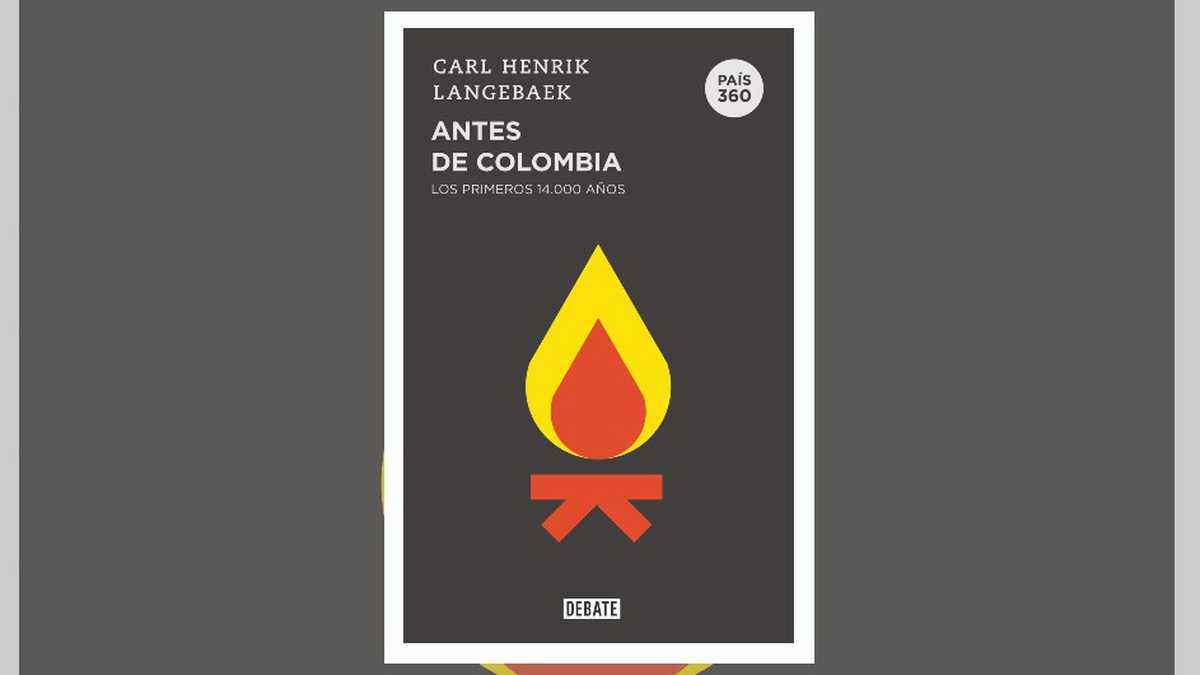 Antes de Colombia, libro