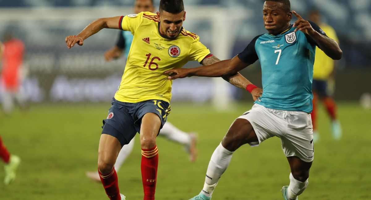Colombia vs. Ecuador: canal y hora para ver en vivo el partido por la eliminatoria a Catar 2022