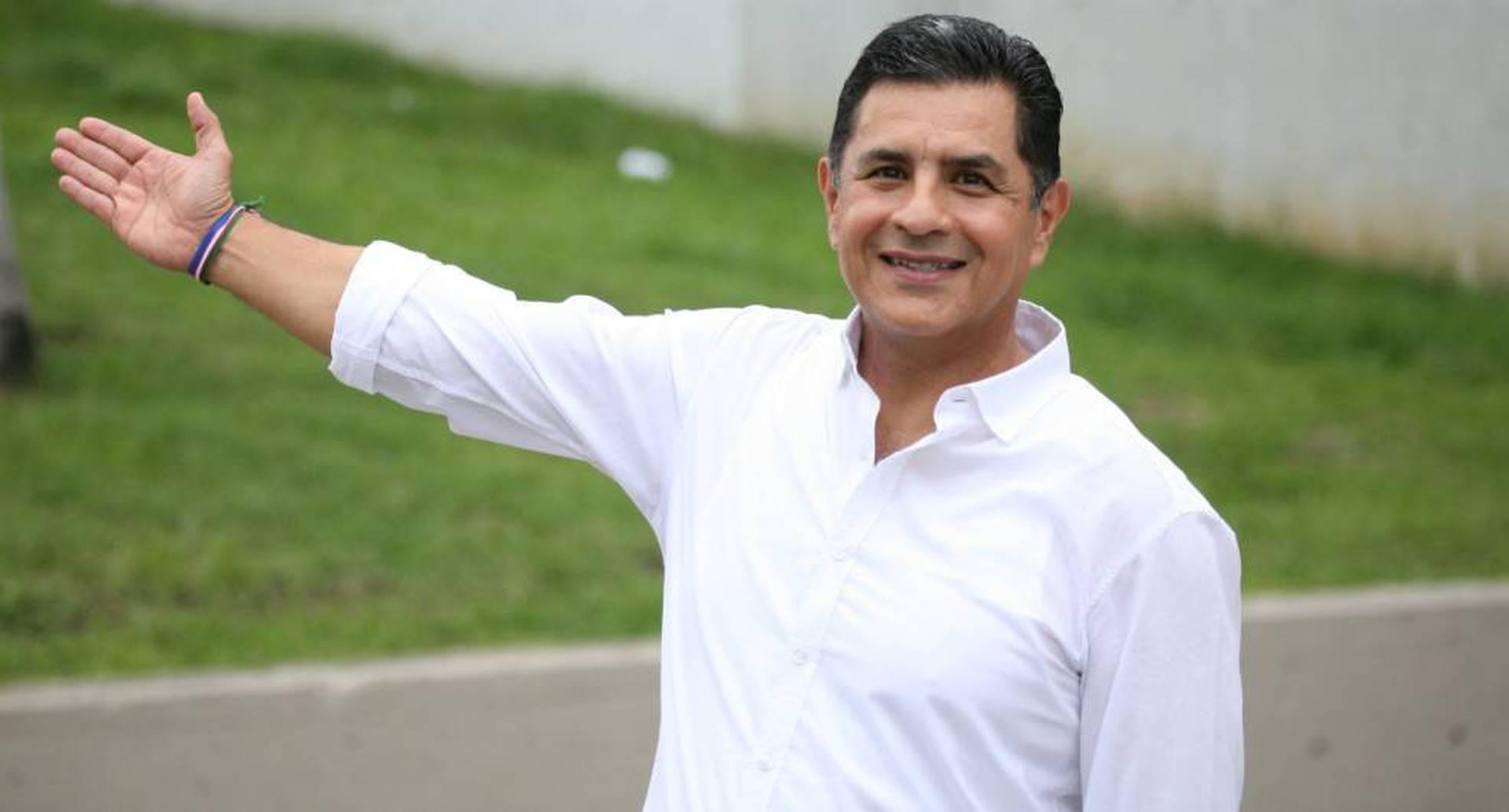 Jorge Iván Ospina, alcalde de Cali