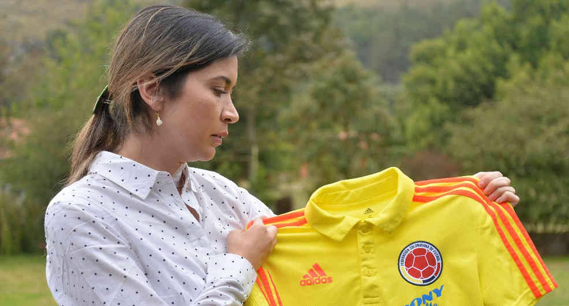 Carolina Rozo, una fisioterapeuta de 38 años fue quien lideró las denuncias por presunto acoso sexual en el fútbol femenino.