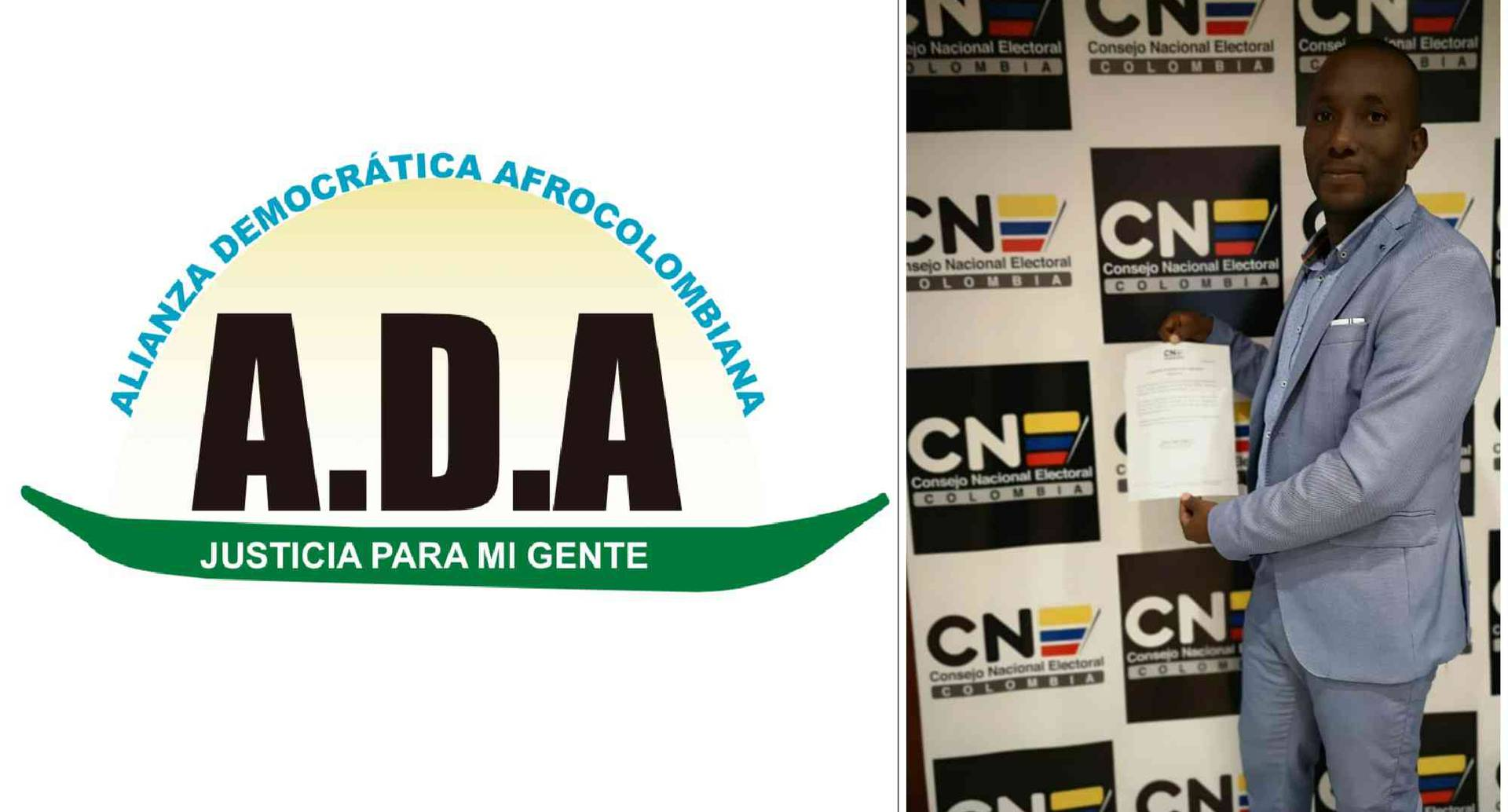 Paulino Riascos, presidente de ADA.