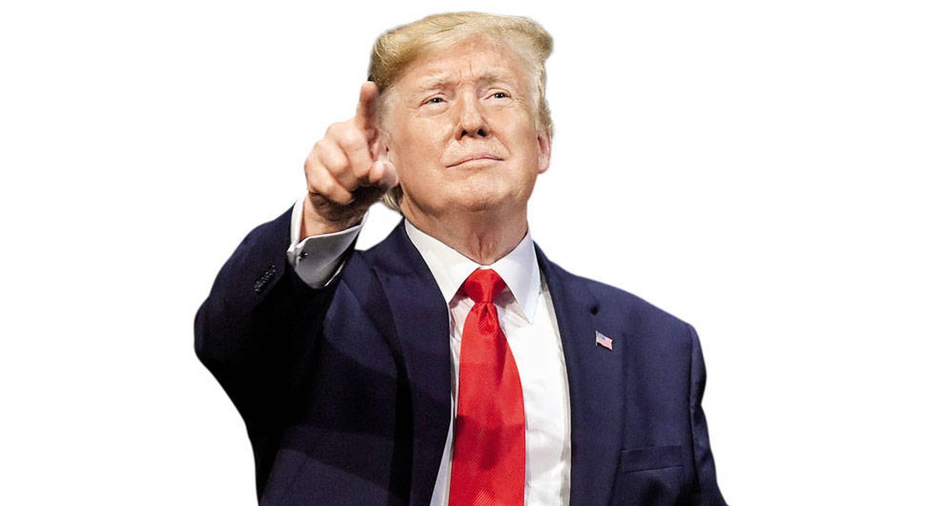 Donald Trump está empujando los límites de su propio partido. Su nueva decisión pesará en la conciencia de muchos.