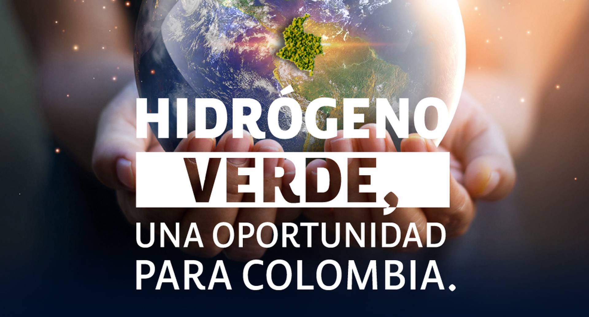 Colombia tiene potencial para producir hidrógeno verde
