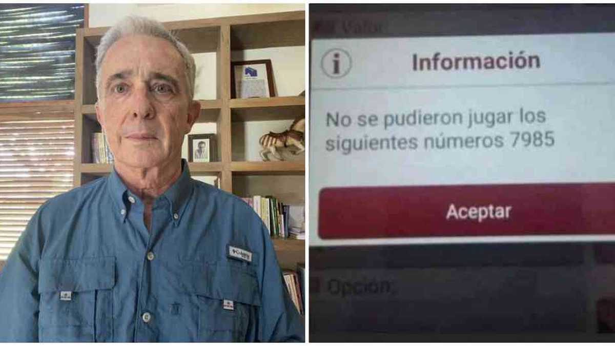 """""""Álvaro Uribe Vélez dio a conocer este miércoles que fue reseñado como preso #1087985"""", dio a conocer el senador."""