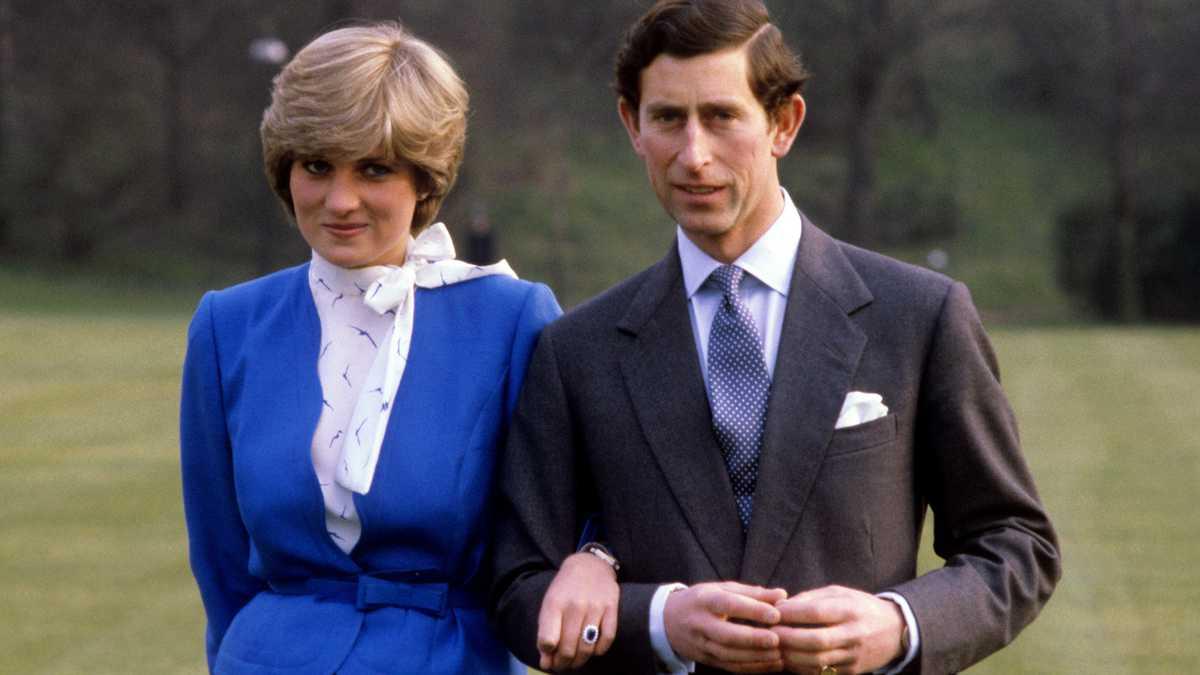 Carlos y Diana: 40 años del compromiso que terminó en tragedia