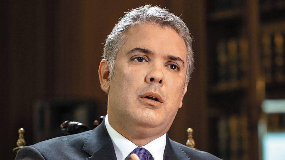 Iván Duque afirmó que el fiscal ha acudido a las instancias necesarias.