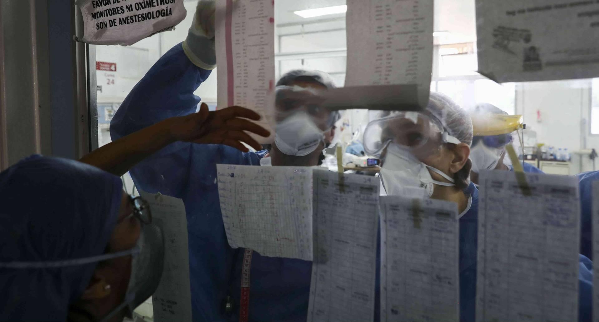 Alerta de Procuraduría por desatención médica a pacientes que no tienen covid-19
