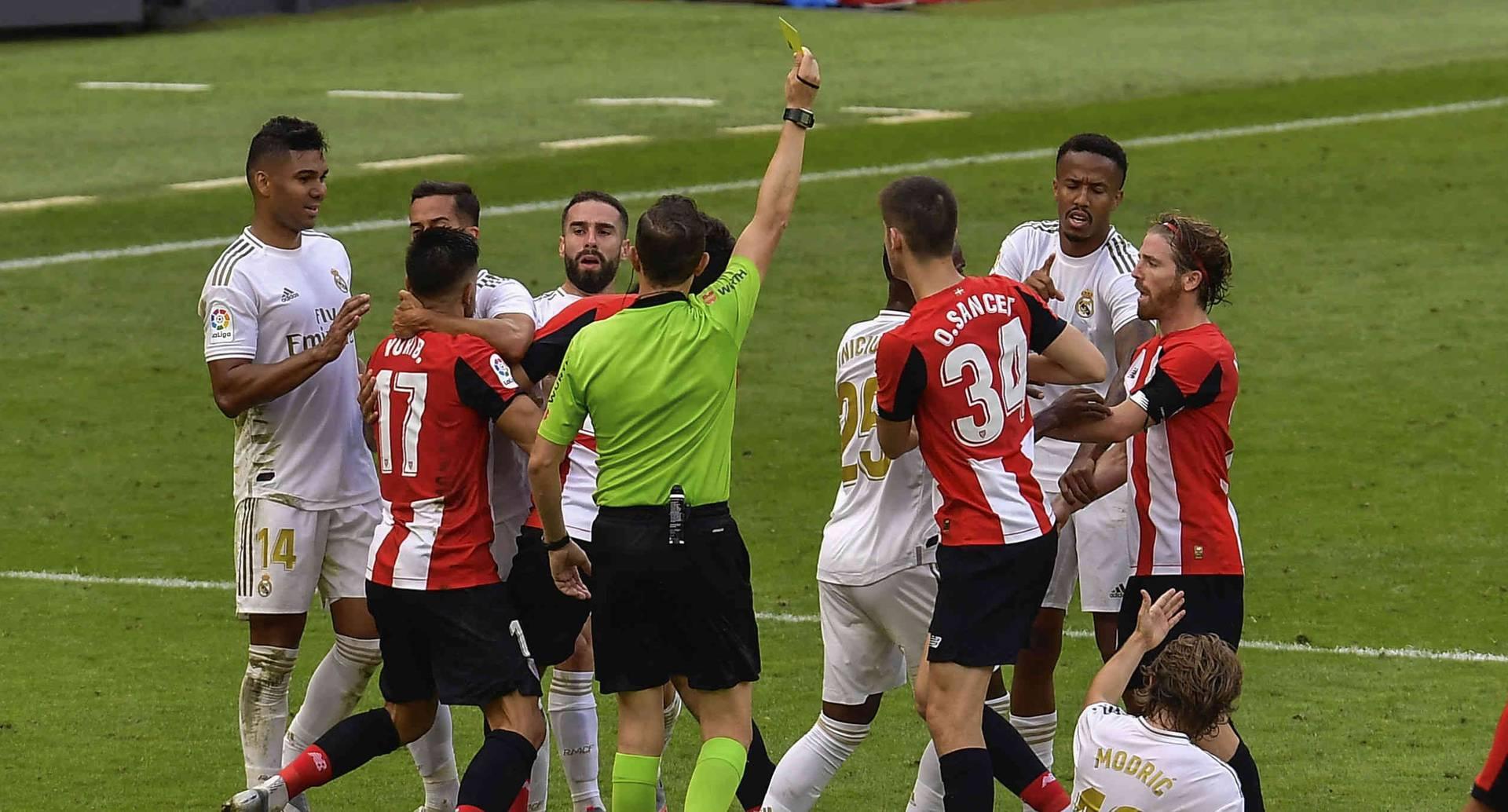 Fútbol español: el VAR está el ojo del huracán a medida que termina LaLiga/Foto: AP