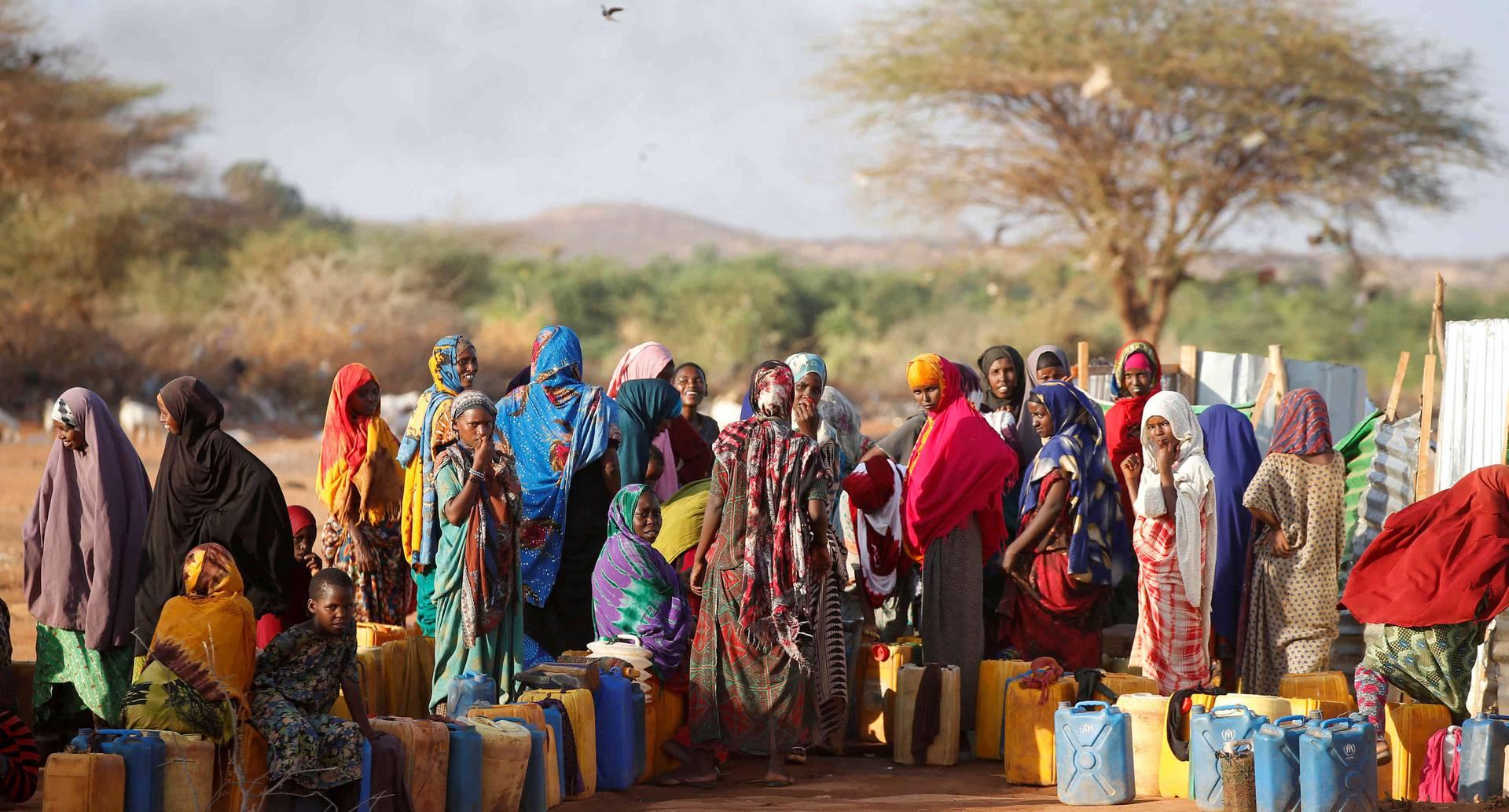 ONU alerta que hay 80 millones desplazados en el mundo