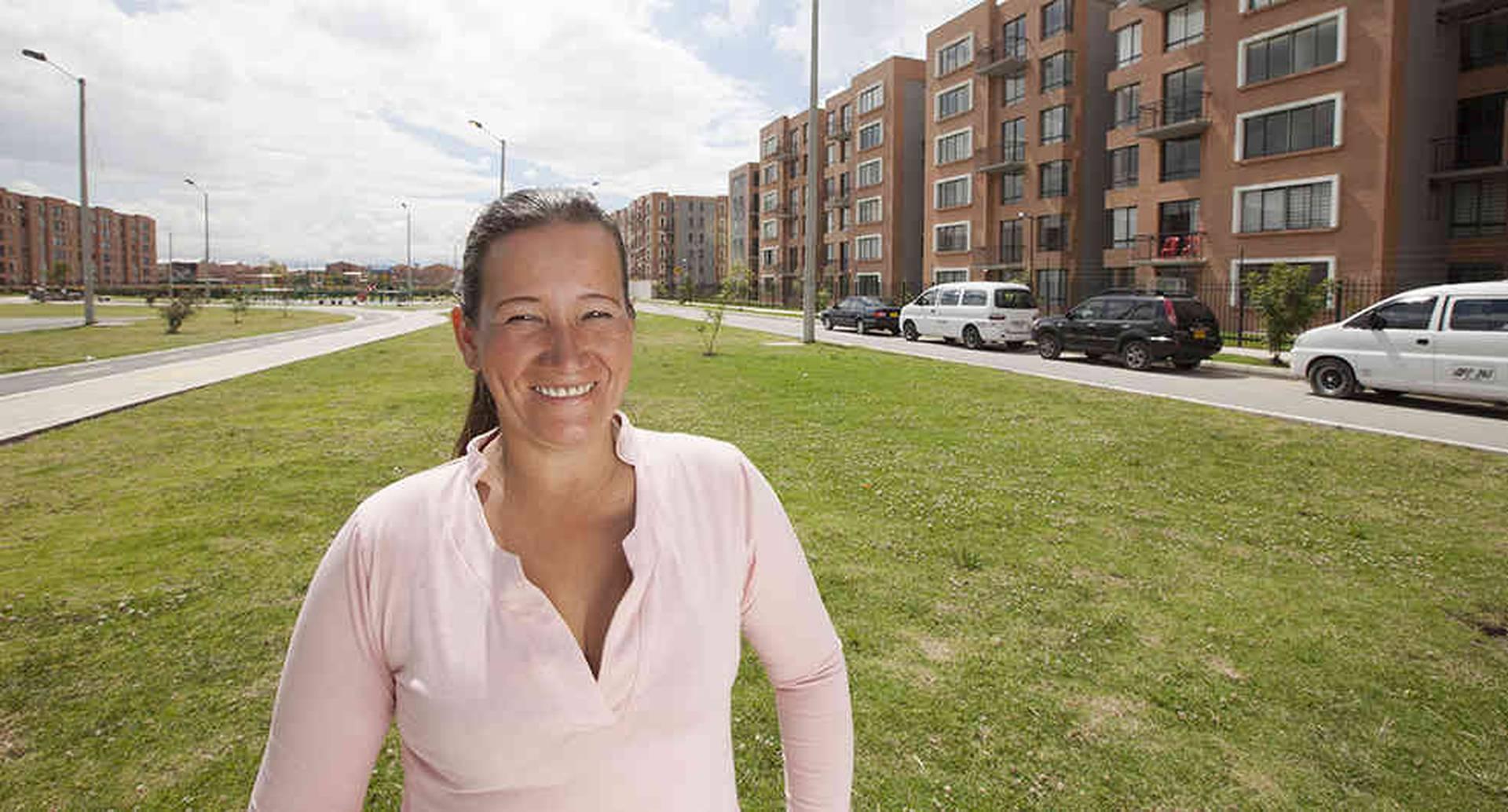 El proyecto se desarrolla en tiempo record. Para el primer año ya habían sido entregados 2.304 apartamentos.
