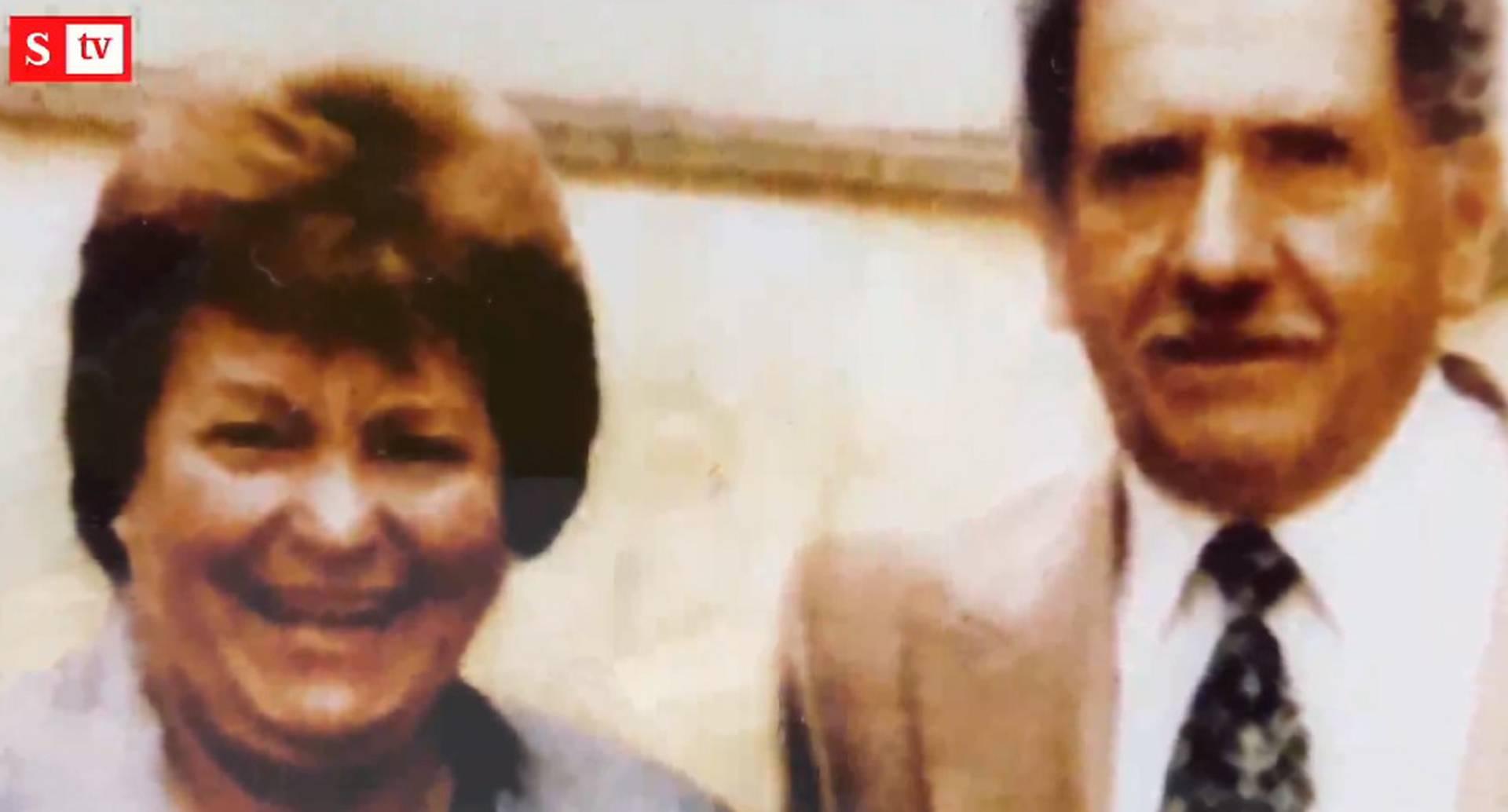 Los padres de Héctor fueron secuestrados el 17 de abril de 2000. Él se enteró que fueron asesinados en 2002.