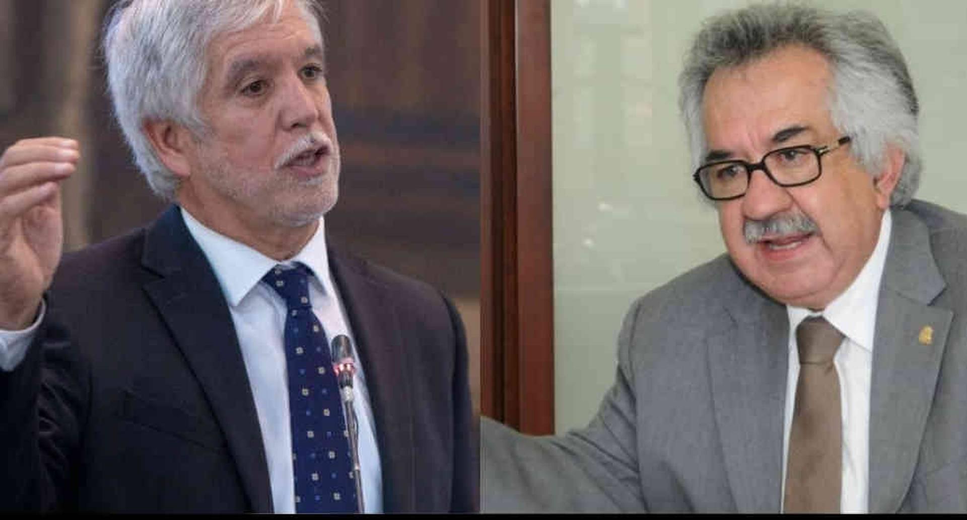 Ignacio Mantilla fue rector de la Nacional entre 2012 y 2018. Ahora la institución ayudará a Bogotá a predecir crímenes en la ciudad.